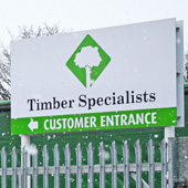 Welcome to Timber Specialists
